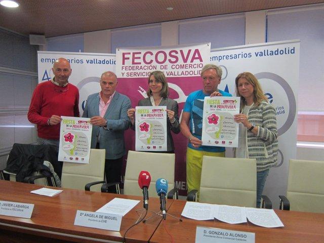 Valladolid. Los organizadores de la campaña de promoción de primavera