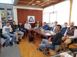 Imagen de los participantes en el proyecto