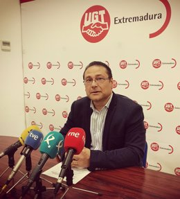 Ugt Extremadura, Audio, Foto Y Valoracion Paro