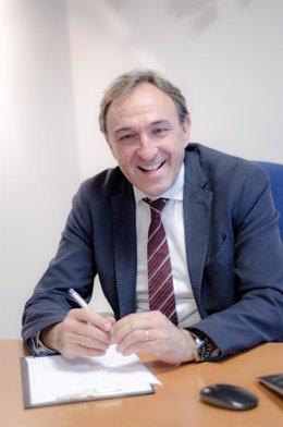 Rafel Crespí, candidato a rector UIB
