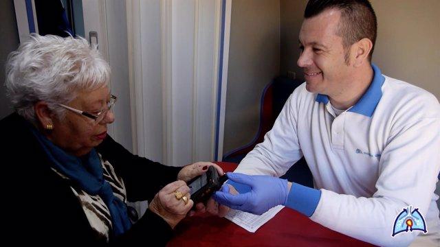 OXIGEN salud y Eurecat presentan una aplicación que permite controlar la apnea d