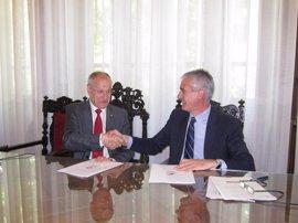 Ibercaja y Cruz Roja impulsan con 30.000 euros dos proyectos de inserción laboral