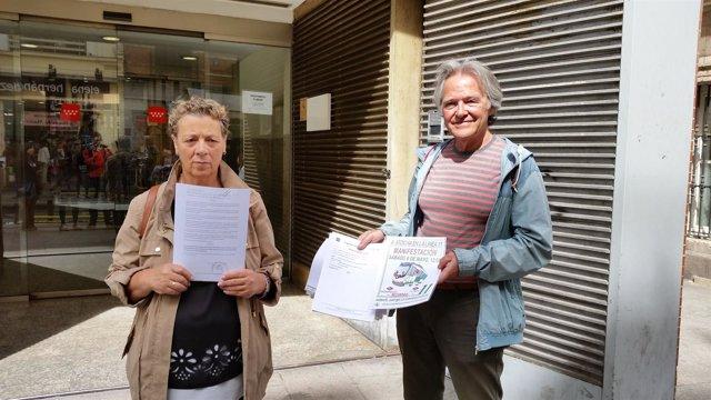 La Asociación de Vecinos de Carabanchel Alto pide ampliar la línea 11 de Metro