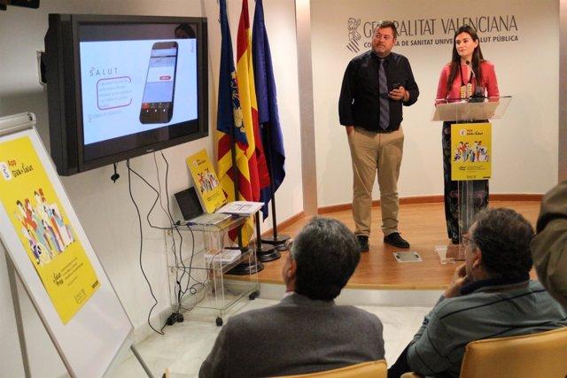 Presentación De La App Para Pedir Cita En Los Centros De Salud