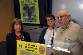 Un total de cinco agrupaciones folklóricas de la región protagonizan el XXII Festival del Mayo de Ciudad Real