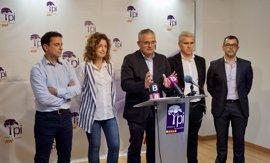 Jaume Font presenta su candidatura a presidente del PI