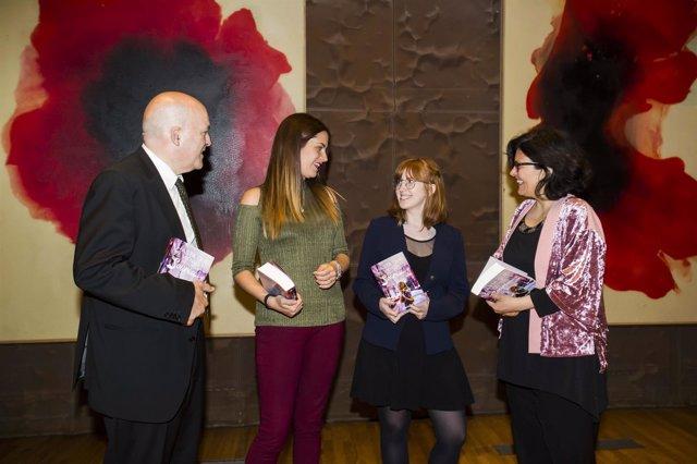 """Alexandra Roma, Premio Literario """"la Caixa / Plataforma de novela juvenil"""