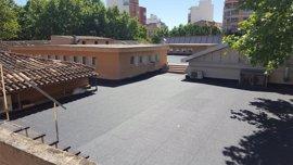 Cort destinará 150.000 a mejorar la cubierta del mercado de Pere Garau