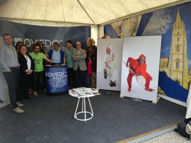 Presencia de Oviedo en el festival de Lisboa