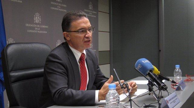 Serafín Castellano.