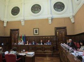 El pleno de Diputación aprueba gestionar los residuos urbanos de Alcalá y Villanueva del Arzobispo