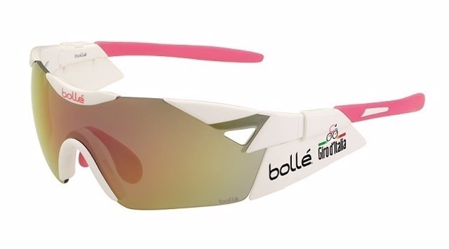 Bollé lanza unas gafas del Giro de Italia