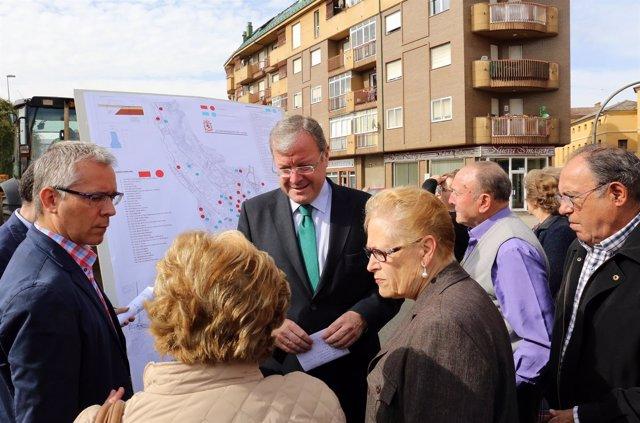 El Ayuntamiento De León Invierte 584.000 Euros Para Renovar 36 Calles De La Capi