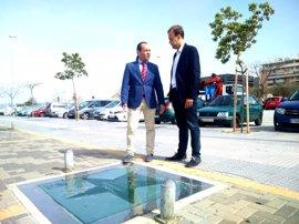 Ciudadanos pide crear un circuito de 'running' en la zona del Martín Carpena