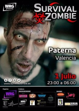 Supervival zombis en Paterna