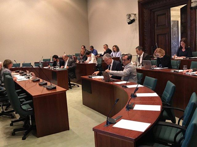 Comisión de investigación de la 'Operación Catalunya'
