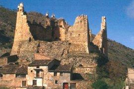 El Ministerio de Cultura comienza las obras de restauración del castillo de Jarque