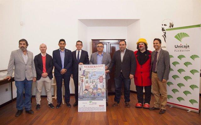 Fundación unicaja avoi trasplantes de medula materno infantil cámaras verbenas