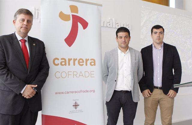 Carrera cofrade málaga primera iniciativa solidaria pionera mayo