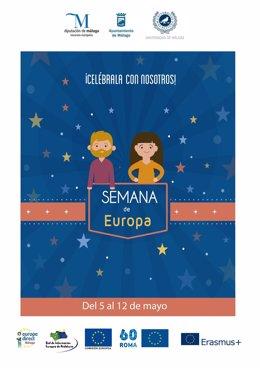 Cartel semana Europea