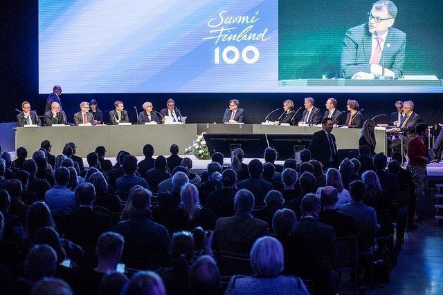 Consejo de ministros de Finlandia público