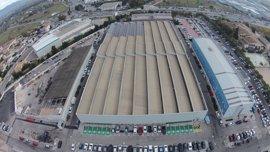 Emaya duplicará la instalación fotovoltaica de la cubierta de Son Pacs
