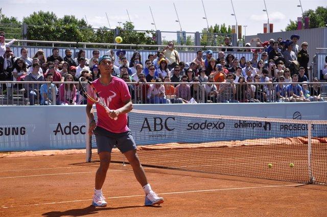 Rafa Nadal,  Open Tenis de Madrid