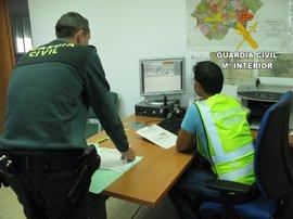 Dos hombres detenidos por robar y revender material cerámico valorado en más de 400.000 € en Onda (Castellón)