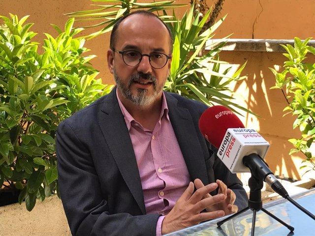 Portavoz del PDeCAT en el Congreso, Carles Campuzano