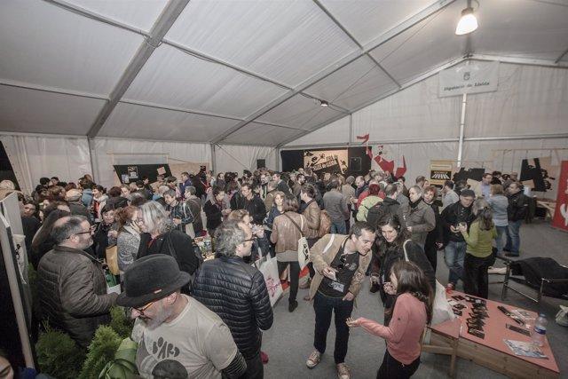 Espai Pro de la Fira de Titelles de Lleida