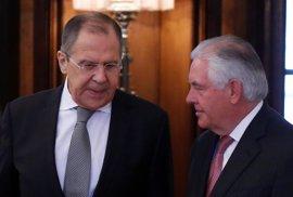 Lavrov y Tillerson se reunirán pronto para preparar un encuentro entre Putin y Trump