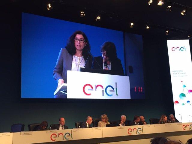 Junta de accionistas de Enel