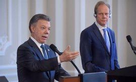 Santos confirma la inminente liberación del funcionario de la ONU secuestrado por disidentes de las FARC