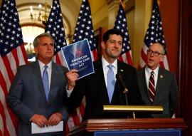 La Cámara de Representantes aprueba por estrecho margen la derogación del 'Obamacare'