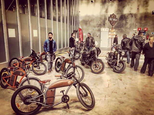 E-bikes de Rayvolt