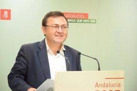 """Heredia (PSOE) dice que el número de avales de Díaz es histórico y """"un gran triunfo"""" en la provincia de Málaga"""