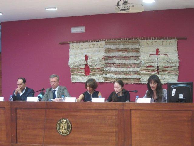 Jornadas sobre administración pública en la Facultade de Dereito