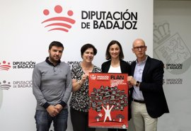 La Diputación de Badajoz pone en marcha el Plan de Capacitación para el Empleo y Desarrollo Local 2017