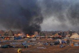 IU, preocupada por la reapertura del juicio a activistas saharauis del campamento de Gdeim Izik