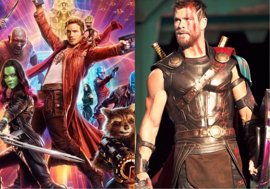 Así cambió Guardianes de la Galaxia Thor: Ragnarok, Infinity War y el resto de la Fase 3 de Marvel