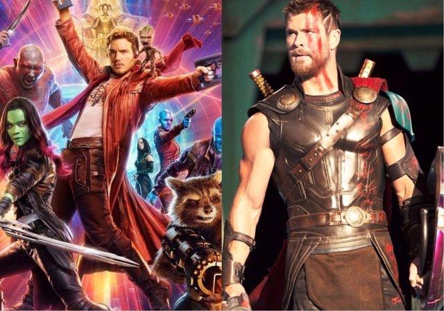 Guardianes de la Galaxia/Thor: Ragnarok