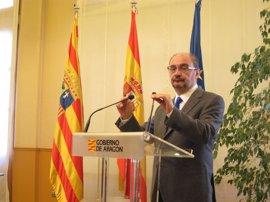 Lambán solicita una reunión urgente con Rajoy para defender la central térmica de Andorra