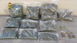 Detenidas en Illescas cuatro personas por tráfico de drogas