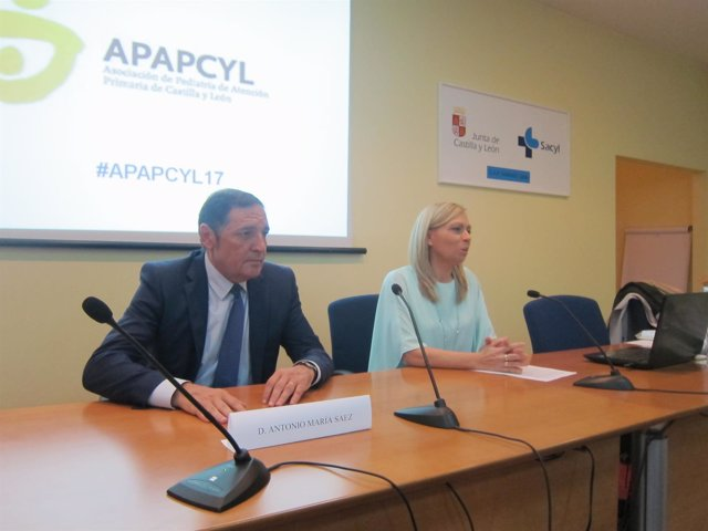 Valladolid. Reunión de pediatras de Atención Primaria