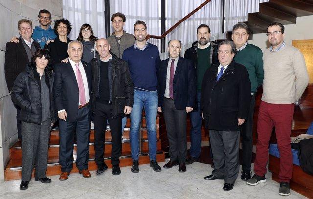 Alejandro Blanco se reúne con las Asociaciones de Deportistas
