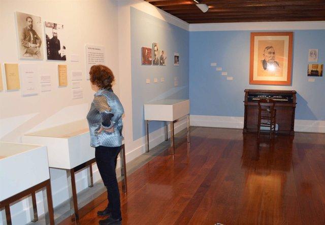 Exposición sobre Galdós y la música en la Casa-Museo Pérez Galdós