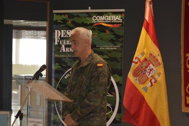 Presentación de la carrera cívico militar 'Desafío Fuerzas Armadas'