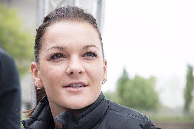 Agnieszka Radwanska, Mutua Madrid Open 2016