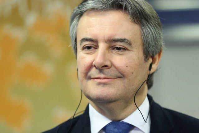 Rubén Moreno, portavoz adjunto del Grupo Popular