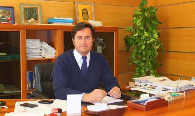 El alcalde de El Ejido, Francisco Góngora (PP)